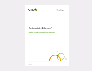 Qlik The Associative Difference_PP