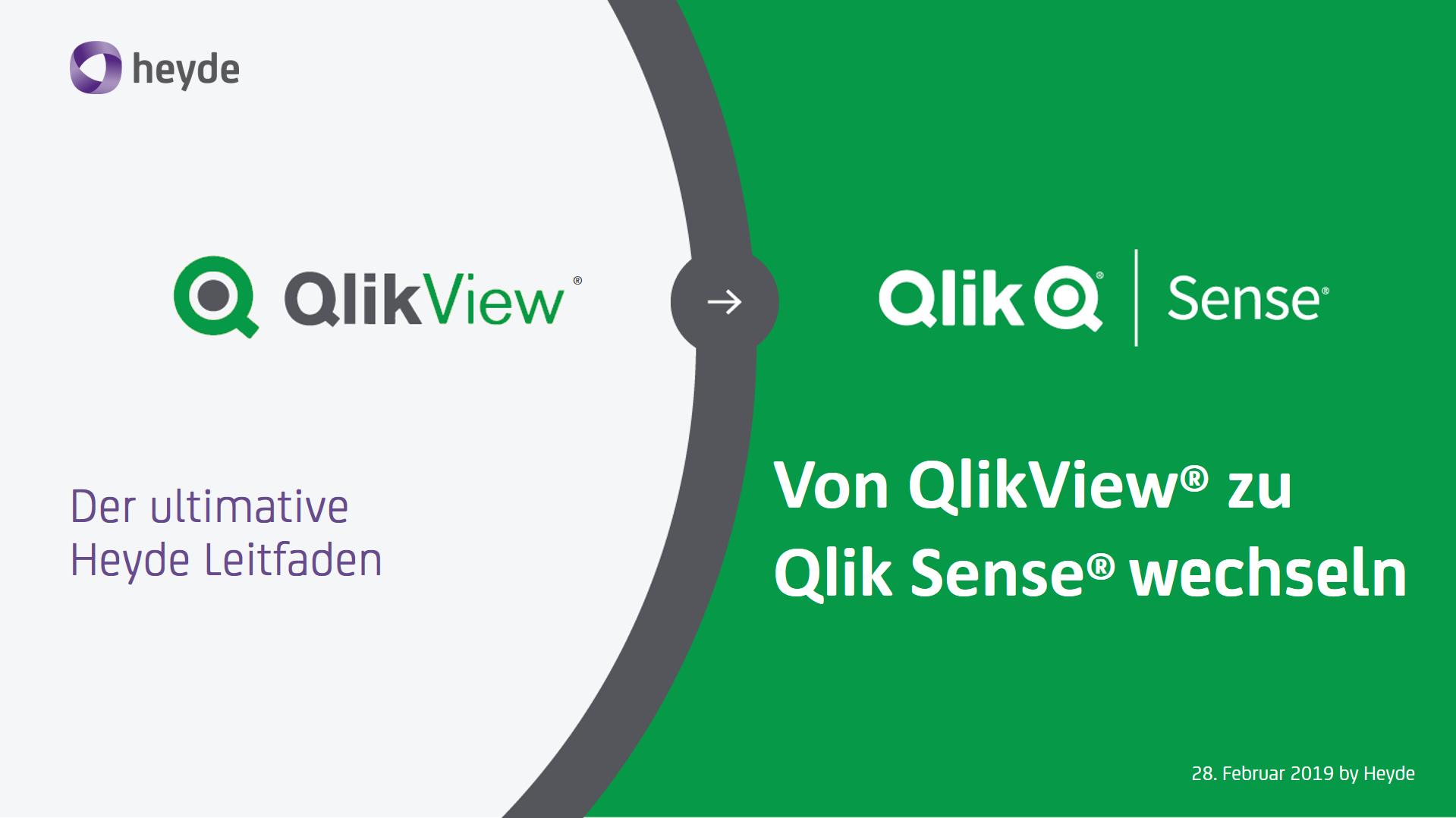 Unterschied QlikView vs Qlik Sense: eine Übersicht