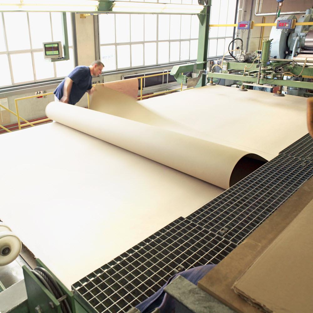 Weidmann Sheet Handling Section