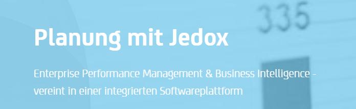 jedox-übersicht