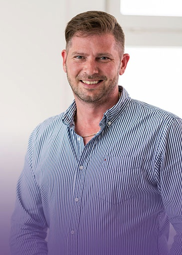 Andreas Pfister, Senior BI Consultant