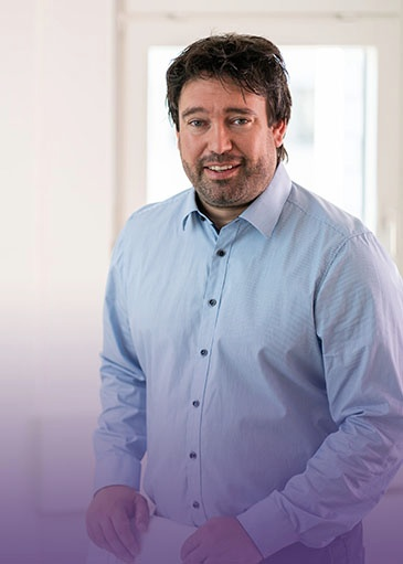Tobias Schmid, IT Projektleiter